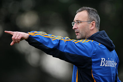 Tipperary football manager Peter Creedon. INPHO