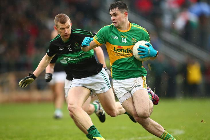 Nemo&#39;s Aidan O&#39;Reilly and Michael Quinlivan of Clonmel<br />Mandatory Credit &#169;INPHO