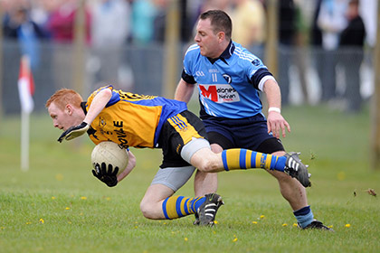 Blackhall Gaels take on Simonstown in round 3 of the hoganstand.com Meath SFC