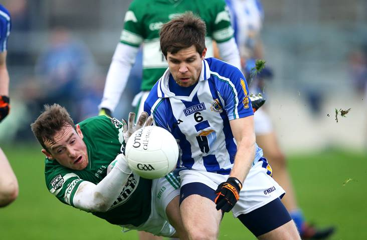 AIB Leinster Club football and hurling draws