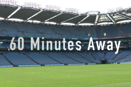 Just 60 minutes from Croke Park on TG4 All-Ireland ladies final day