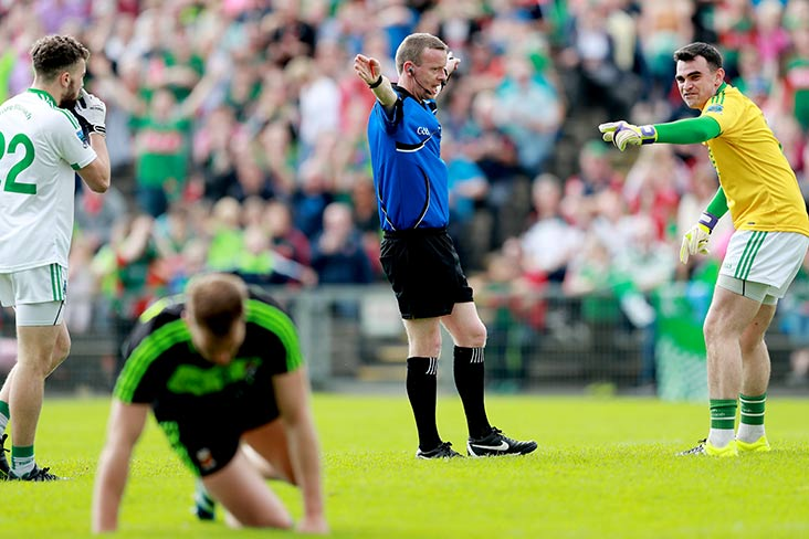 Full-time GAA referees on the way?