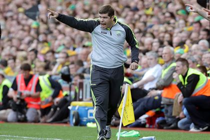 Kerry manager Eamonn Fitzmaurice<br />&#169;INPHO