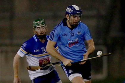 Conal Keaney of Dublin with Daryl Roberts of DIT<br />&#169;INPHO