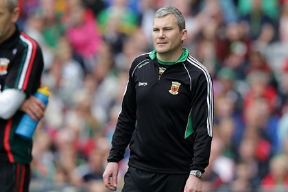 Former Mayo manager James Horan.<br />&#169;INPHO