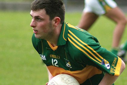 Ballymachugh's Killian Smith