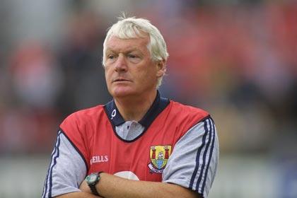 Cork legend Billy Morgan