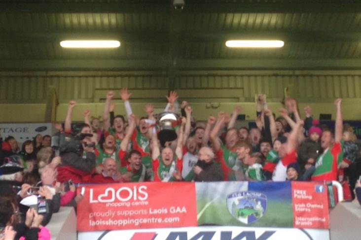 Laois SHC final replay: Borris-in-Ossory Kilcotton make history at the second attempt