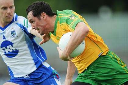 Former Donegal star Brendan Devenney