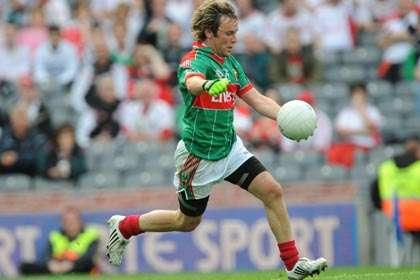 Mayo scoring machine Conor Mortimer