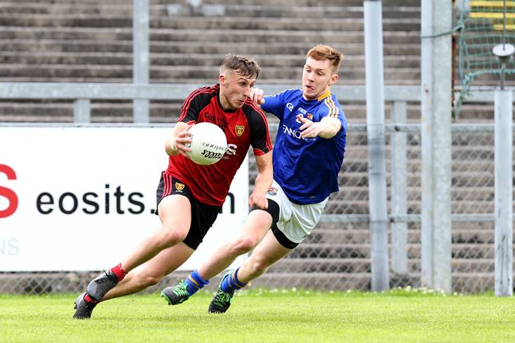 SFC Qualifier: thriller in Newry as Longford oust Down AET