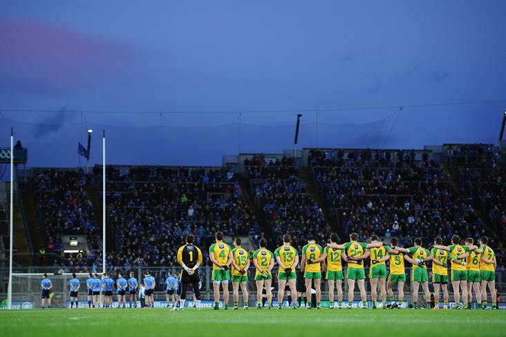 20 seconds to replace minute's silence before games?
