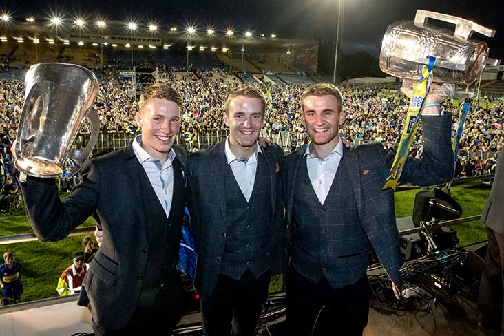 McGraths out as Clare duo come into Ireland's hurling/shinty team