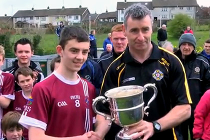 Dalton Cup success for Omagh CBS