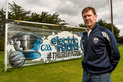 Kerry minor football manager Jack O'Connor