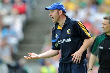Roscommon manager Fergal O'Donnell