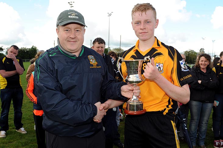Round up: A great morning  at the U16 HL finals