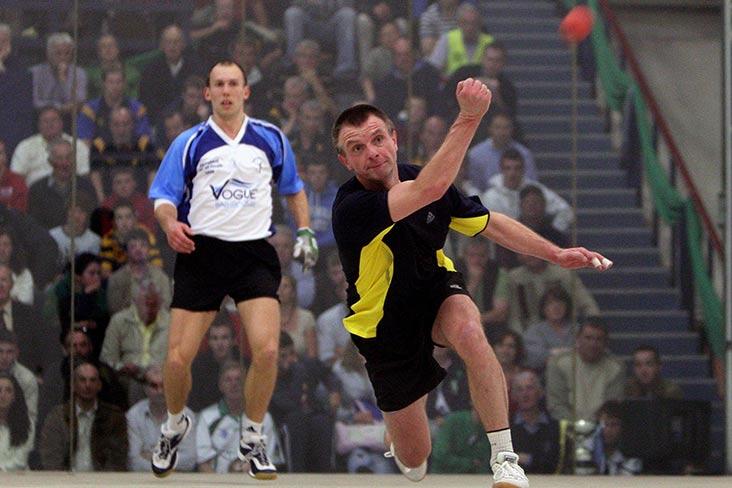 Handball legend Michael 'Ducksy' Walsh dies