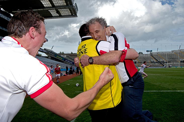 Lennon to be reappointed in Tyrone