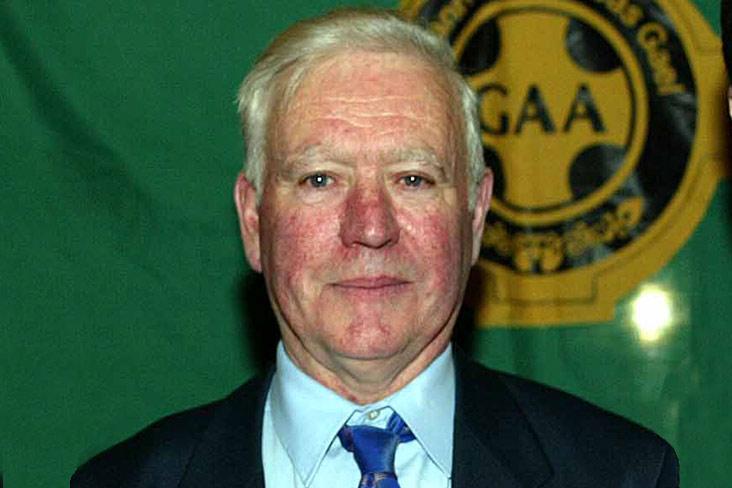 Is this the GAA's longest serving Treasurer?