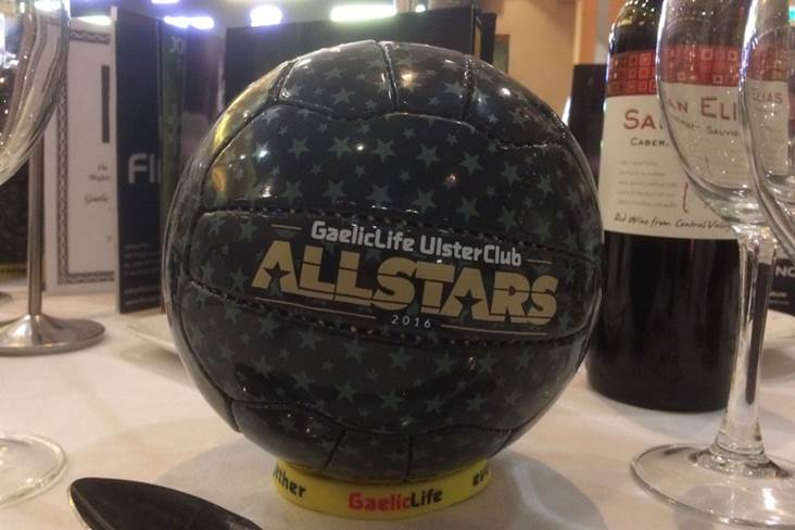 Thieves strike at Ulster GAA awards night