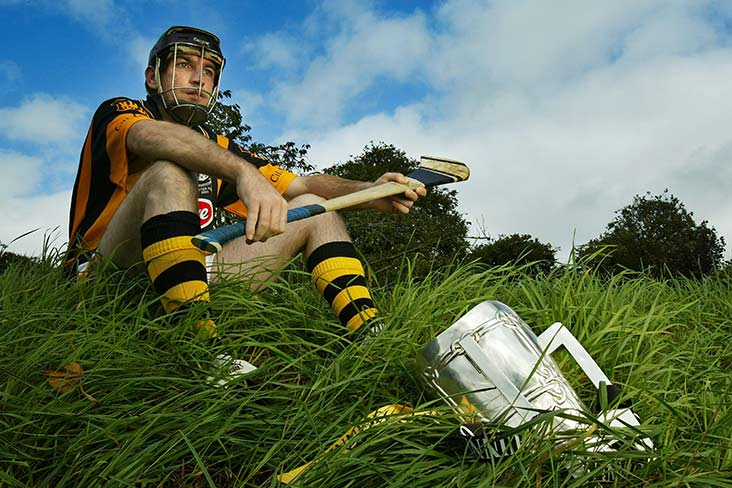 Carey in football boost for Kilkenny
