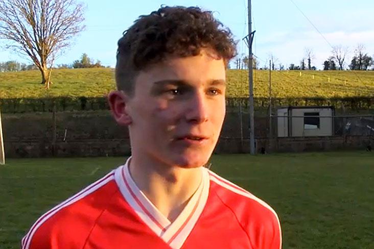 Video: Brendan 'helped us tonight'