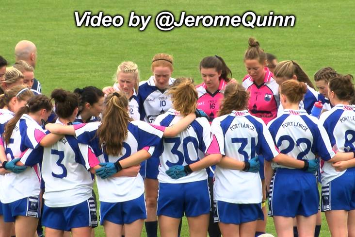 Video: 'Huge stepping stone' for Waterford