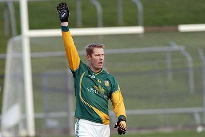 Meath's Graham Geraghty