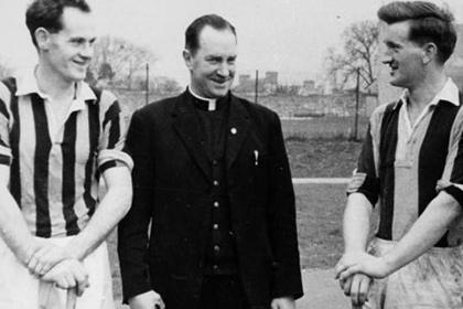 Former Kilkenny manager Fr Tommy Maher. Pic courtesy Kilkenny GAA