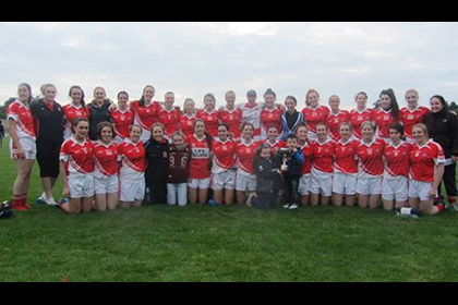 13 in a row for Donaghmoyne ladies