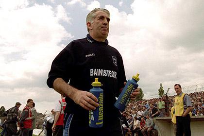 Former Dublin hurling manager Michael O'Grady. INPHO