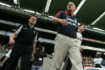 Jack Cooney was a selector with Paidi O'Se when he was manager of Westmeath. INPHO