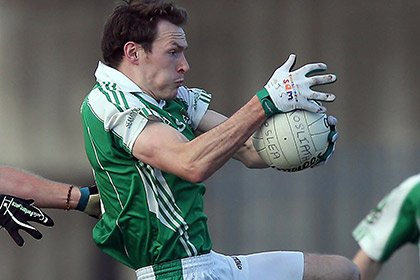 Roslea and Fermanagh's James Sherry. INPHO