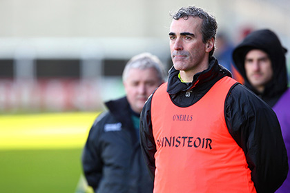 Donegal manager Jim McGuinness. INPHO