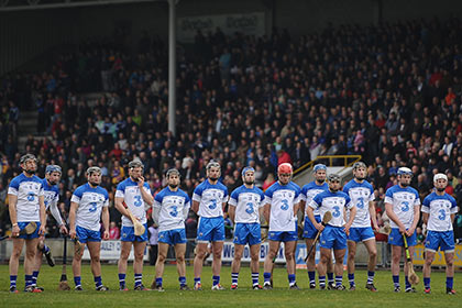 Waterford GAA are 'extremely grateful' to the Munster Council. INPHO
