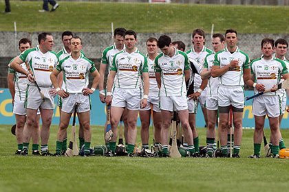 London hurlers have a number of injury concerns. INPHO
