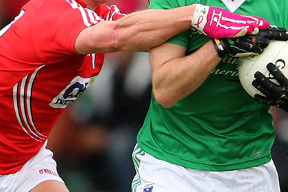 Cork proved too strong for Limerick in the Munster MFC quarter final.