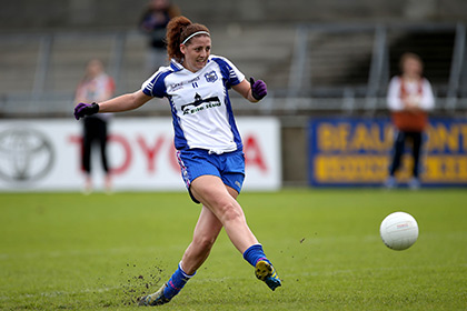 Waterford's Michelle Ryan. INPHO