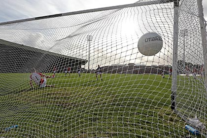 A goal from the penalty spot by James O'Donoghue. INPHO