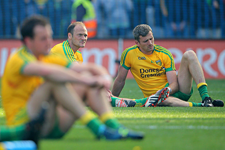 Age won't affect Donegal's chances - Curran
