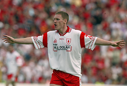 Tyrone great Cormac McAnallen