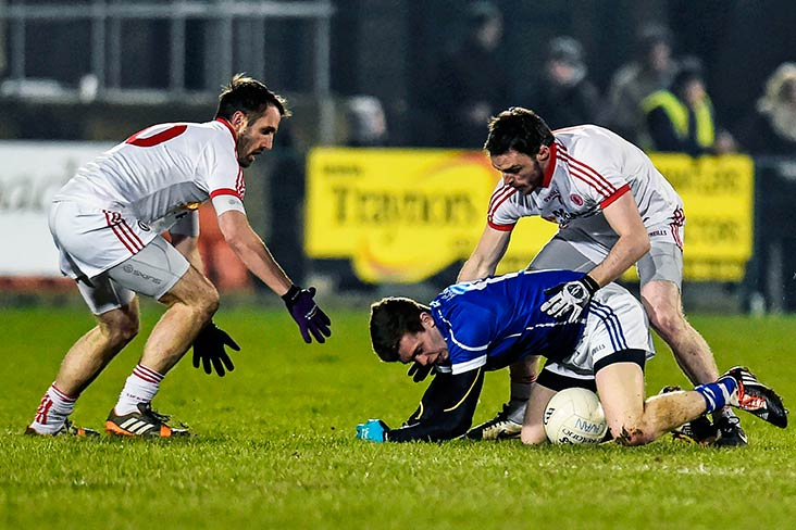 Red Hands will fear no one, says Donnelly