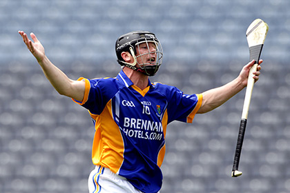 Glenealy and Wicklow star Leighton Glynn. INPHO