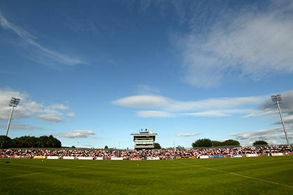 Healy Park, Omagh.