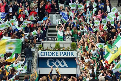 The race to make Croke Park on All Ireland final day gathers pace.