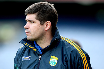 Kerry manager Eamonn Fitzmaurice. INPHO