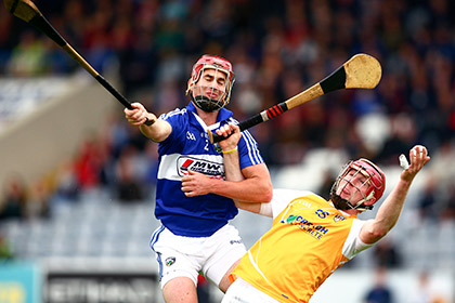 Laois make the long trip to Ballycastle to take on Antrim in the Leinster SHC.