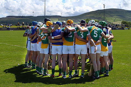 Offaly hurlers. INPHO