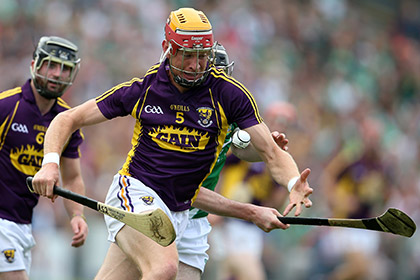 Wexford's Andrew Shore. INPHO
